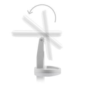 LED Tischspiegel Schminkspiegel – Bild 5