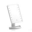 Beleuchteter LED Tischspiegel Schminkspiegel DeLuxe Make Up Spiegel Kosmetikspiegel 001