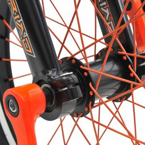 Drifttrike TRIAD Countermeasure 2 silber/orange Drifter Trike – Bild 5