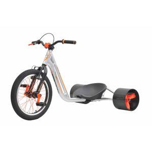 Drift Trike TRIAD Countermeasure 2 silber/orange Drifter Trike