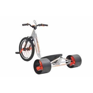 Drift Trike TRIAD Countermeasure 2 silber/orange Drifter Trike Ultra Pro – Bild 6