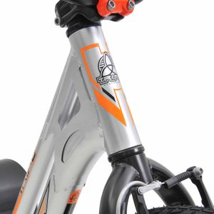 Drift Trike TRIAD Countermeasure 2 silber/orange Drifter Trike Ultra Pro – Bild 8