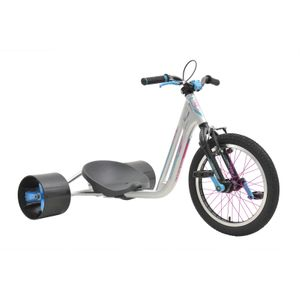 Drift Trike TRIAD Countermeasure 2 silber/blau Drifter Trike – Bild 5