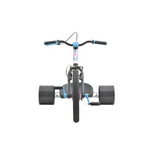 Drift Trike TRIAD Countermeasure 2 silber/blau Drifter Trike – Bild 3
