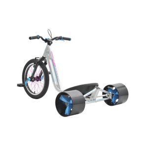 Drift Trike TRIAD Countermeasure 2 silber/blau Drifter Trike – Bild 2