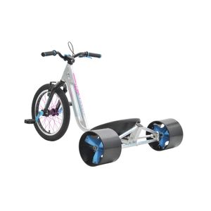 Drift Trike TRIAD Countermeasure 2 silber/blau Drifter Trike Ultra Pro – Bild 2