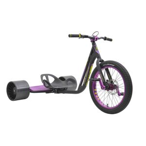 Drift Trike TRIAD Syndicate 3 Black/Purple Drifter Trike Ultra Pro – Bild 2