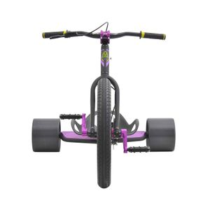 Drift Trike TRIAD Syndicate 3 Black/Purple Drifter Trike – Bild 3