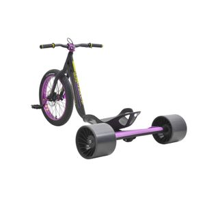 Drift Trike TRIAD Syndicate 3 Black/Purple Drifter Trike Ultra Pro – Bild 4