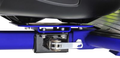 Drift Trike TRIAD Underworld 3 blau/neongelb Drifter Trike – Bild 6