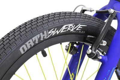 Drift Trike TRIAD Underworld 3 blau/neongelb Drifter Trike – Bild 9