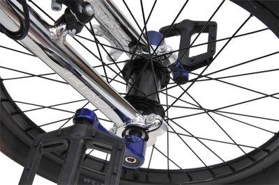 Drift Trike TRIAD Underworld 3 blau/chrom Drifter Trike – Bild 9