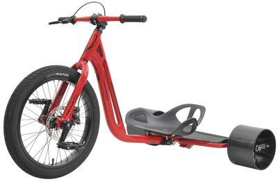 Drift Trike TRIAD Notorious 3 red/red Drifter Trike Ultra Pro