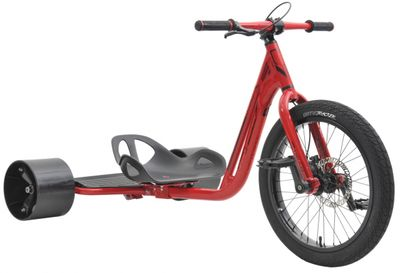 Drift Trike TRIAD Notorious 3 red/red Drifter Trike Ultra Pro – Bild 5