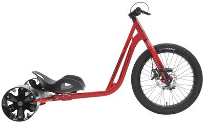 Drift Trike TRIAD Notorious 3 red/red Drifter Trike – Bild 4