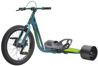 Drift Trike TRIAD Notorious 3 green Drifter Trike Ultra Pro – Bild 1