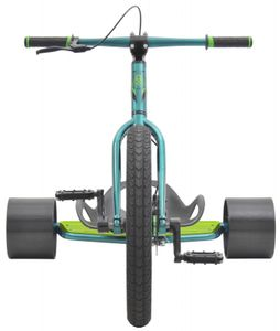 Drift Trike TRIAD Notorious 3 green Drifter Trike – Bild 4