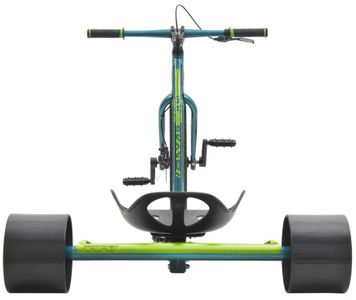 Drift Trike TRIAD Notorious 3 green Drifter Trike – Bild 5