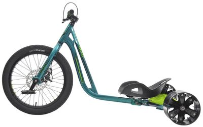 Drift Trike TRIAD Notorious 3 green Drifter Trike – Bild 3