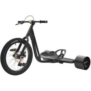 Drift Trike TRIAD Notorious 3 schwarz/neo Drifter Trike Ultra Pro – Bild 1