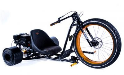 Drift Trike DRIFTWERK BLAST Drifter Trike – Bild 1