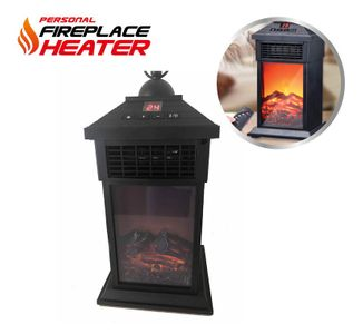 Personal Fireplace Heater Premium Heizkamin