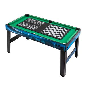Multi Game Table WORKER 10-in-1 Tischkicker Pro – Bild 10