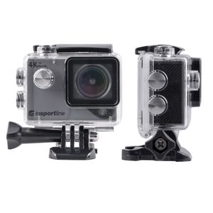 inSPORTline ActionCam III Outdoor Camcorder Full HD 4K Professional – Bild 9