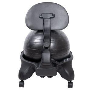 Balance Ball Ballstuhl inSPORTline G-Chair – Bild 4