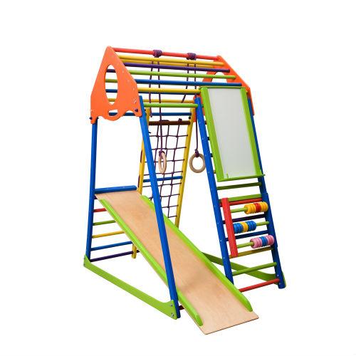 Kinder-Klettergerüst inSPORTline Kindwood Set Plus