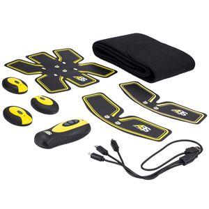 ABS MASTER PRO DeLuxe Ultra EMS elektrischer Muskelstimulator