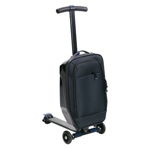 Luggage Scooter HTF02 Nils Extreme Trolley – Bild 1