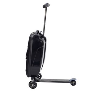 Luggage Scooter HTF02 Nils Extreme Trolley – Bild 2
