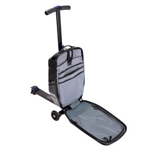 Luggage Scooter HTF02 Nils Extreme Trolley – Bild 8