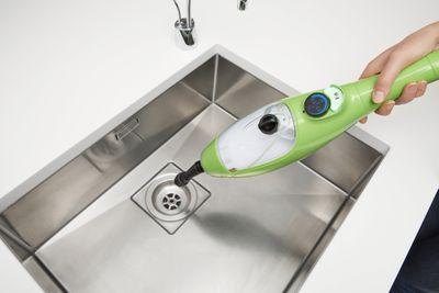 Dampfmop H2O Mop X5 Dampfreiniger Dampfbesen – Bild 4