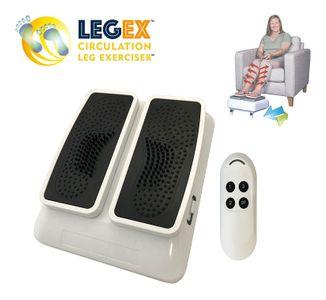 LegEX Pro Premium Beintrainer - gegen Krampfadern, Cellulite u.v.m. – Bild 1