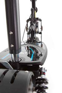 SXT 500 EEC Elektroroller Facelift Bleiakku schwarz m. Straßenzulassung – Bild 8