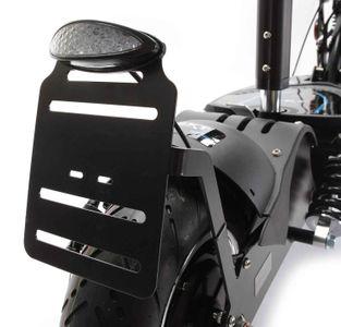 SXT 500 EEC Elektroroller Facelift LiFePo4 Lithiumakku schwarz m. Straßenzulassung – Bild 10