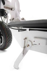SXT 500 EEC Elektroroller Facelift LiFePo4 Lithiumakku weiß m. Straßenzulassung – Bild 8