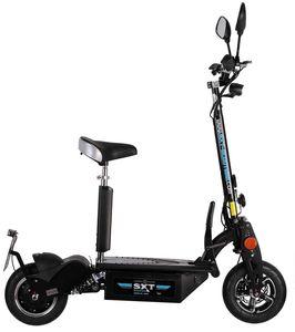 SXT 1000 EEC Elektroroller Facelift LiFePo4 Lithiumakku schwarz m. Straßenzulassung