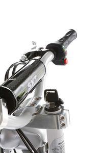 SXT 1000 Turbo Elektro Scooter Elektroroller m. Bleiakku weiß – Bild 8