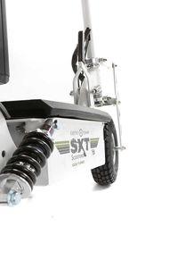 SXT 1000 Turbo Elektro Scooter Elektroroller m. Bleiakku weiß – Bild 5