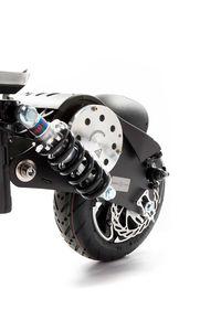 SXT 1600 XL Elektro Scooter Elektroroller m. Bleiakku schwarz – Bild 4