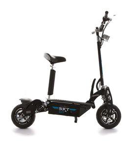 SXT 1600 XL Elektro Scooter Elektroroller m. Li-Ion Lithiumakku schwarz – Bild 1