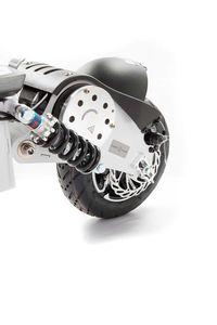 SXT 1600 XL Elektro Scooter Elektroroller m. Li-Ion Lithiumakku weiß – Bild 6