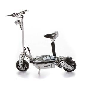 SXT 1600 XL Elektro Scooter Elektroroller m. Bleiakku weiß – Bild 3
