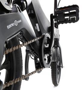Pedelec SXT Velox E-Bike Elektrofahrrad Klapprad schwarz – Bild 8