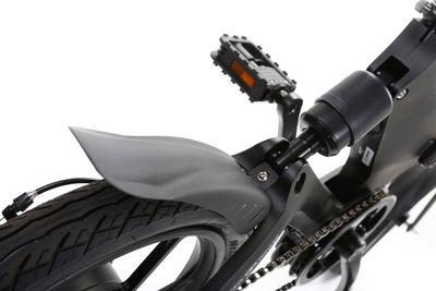 Pedelec SXT Velox E-Bike Elektrofahrrad Klapprad schwarz – Bild 6
