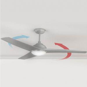 Deckenventilator mit Lampe Forcesilence Aero Plus Cool&Heat – Bild 2
