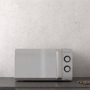 Mikrowelle mit Grillfunktion ProClean Mirror 20L 700W – Bild 4